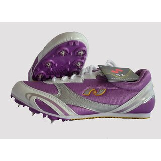 JF-Sports Allround-Spike Snake lila