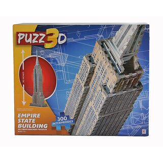 MB PUZ-5541-1 3D-Puzzle Empire State Building