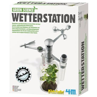 Green Science Wetterstation