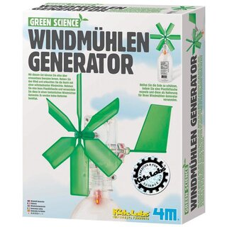 Green Science Windmühlen-Generator