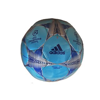 Adidas Fussball Capitano Champions League Matchball Replica Blau Grosse 5 Ao2470