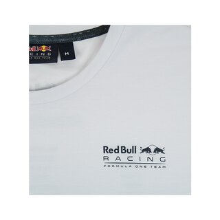 Red Bull Rbr FW Mens Tour Tee, weiß, T-Shirt, F1 Red Bull Racing Teamline